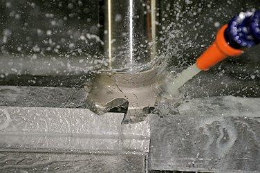 CNC<br/>milling